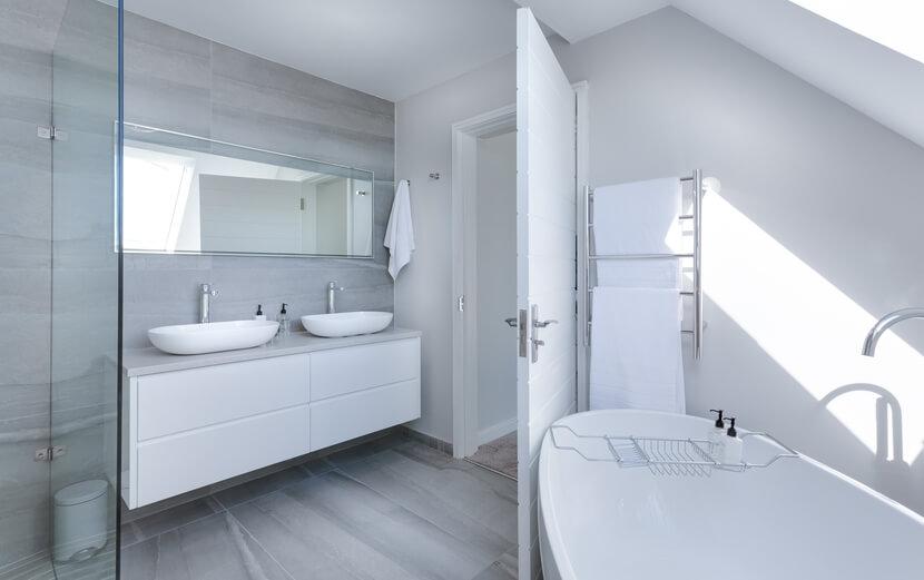 Badkamer laten verbouwen
